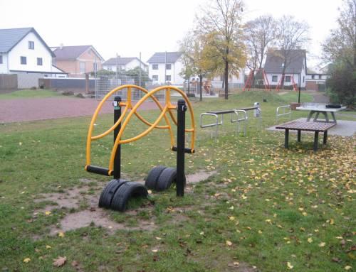 Neugestaltung eines Spiel- und Sportplatzparks in Lingenfeld